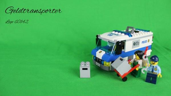 Lego 60142 - Geldtransporter