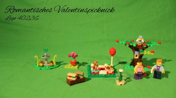 Lego 40236 - Romantisches Valentinspicknick