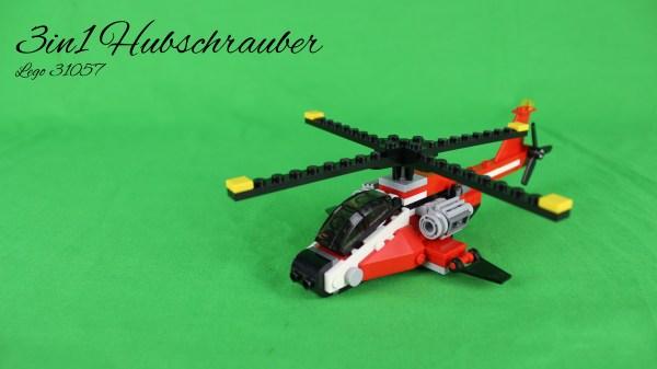 Lego 31057 - Helikopter