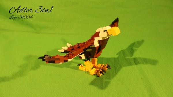 Lego 31004 - Adler