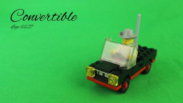 Lego 6627 - Convertible