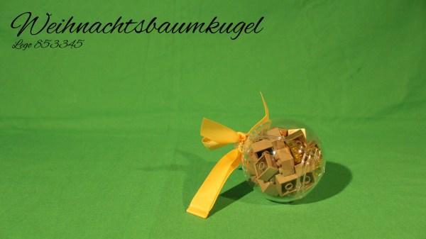 Lego 853345 - Weihnachtsbaumkugel