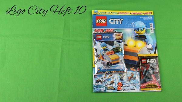 Lego City Heft 10