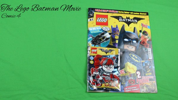 The Lego Batman Movie - Comic 4