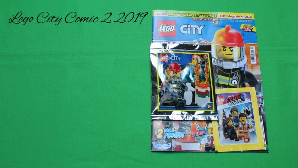 Lego City Comic 2-2019