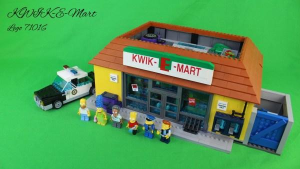 Lego 71016 - KWIK-E-MART
