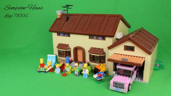 Lego 71006 - Simpsons Haus