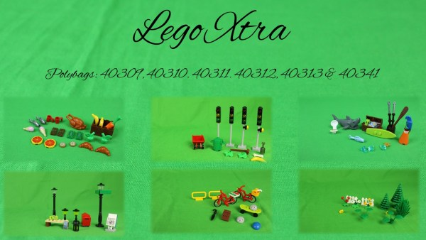 Lego Xtra - Polybags