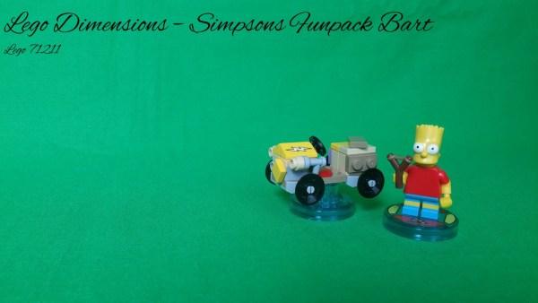 Lego 71211 - Dimensions Funpack - Bart