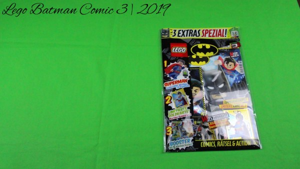 Lego Batman Comic 3|2019
