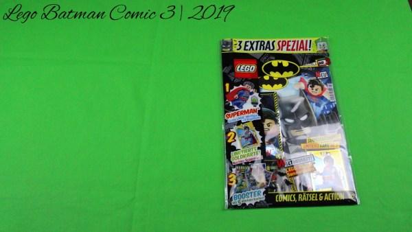 Lego Batman Comic 3|2019