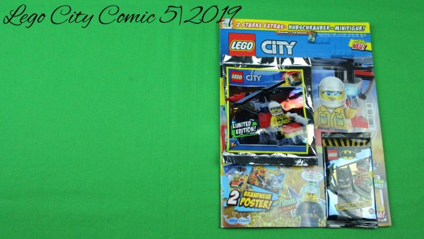 Lego City Comic 5 2019