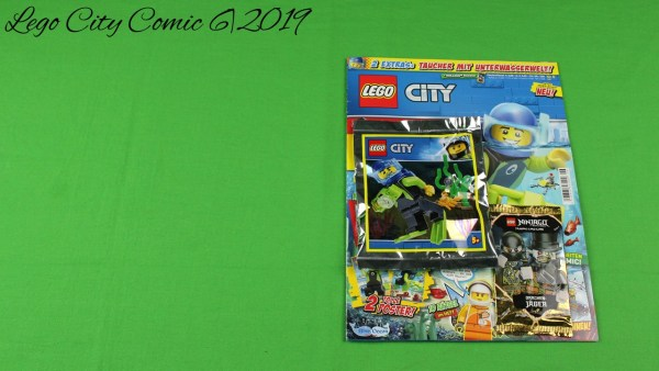 Lego City Comic 6|2019