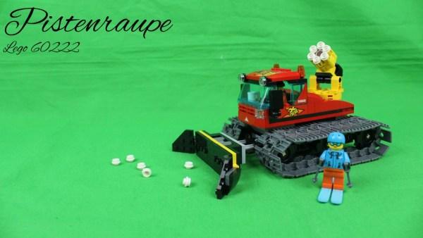 Lego 60222 - Pistenraupe