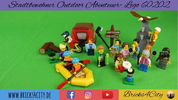Lego 60202 - Outdoor-Abenteuer