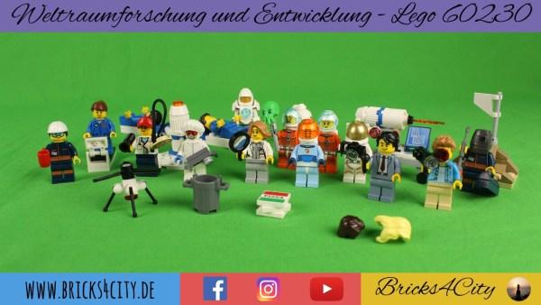 Lego 60230 - Weltraumforschung und Entwicklung