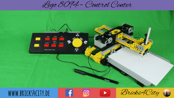 Lego 8094 - Control Center