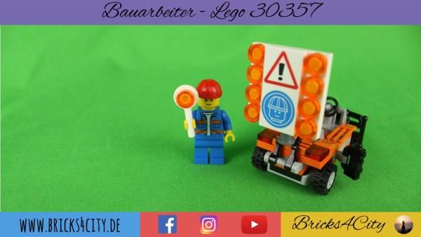 Lego 30357 - Bauarbeiter