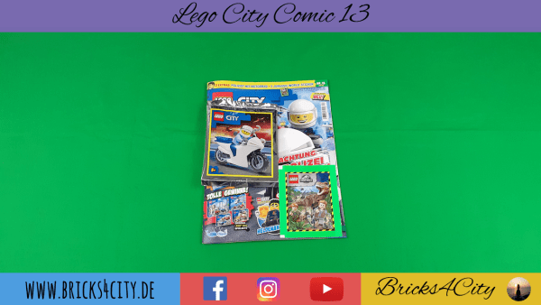 Lego City Comic 13