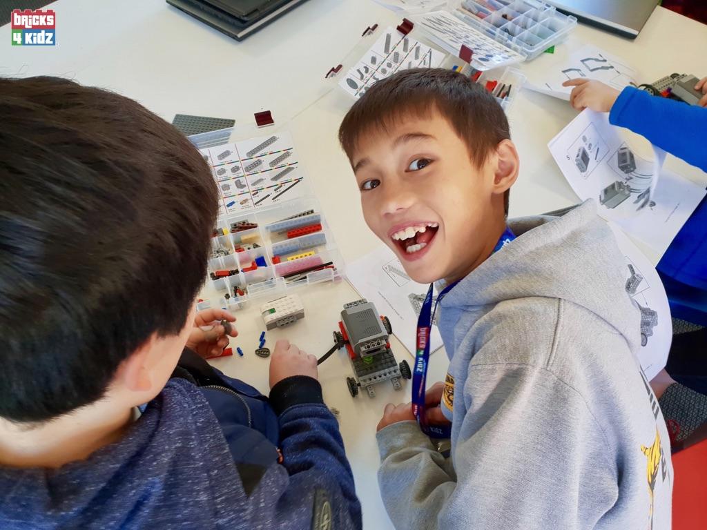 17 BRICKS 4 KIDZ Sydney July School Holidays Activities