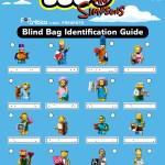 Lego Simpsons Minifigures Series 2 Codes List Bricks And Bloks