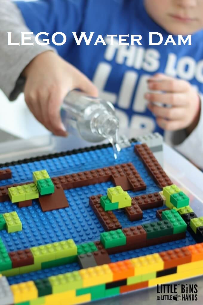 LEGO Water Dam Activity