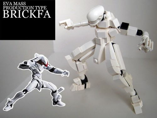 BrickFA EVA by Mike Crowley