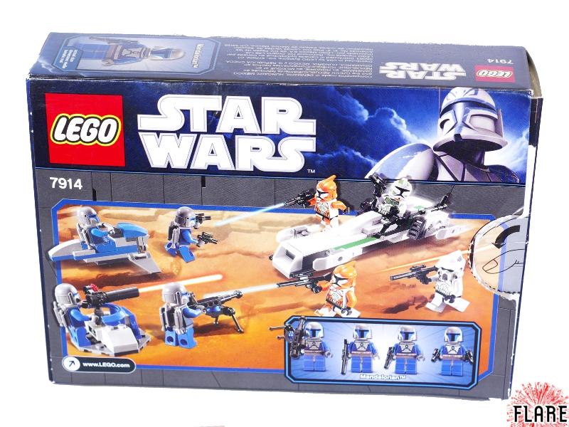 Clone Trooper Pumpkin Template Captain Rex Lego Set Review 7914