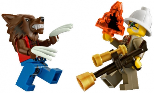 LEGO 2012 Monster Fighters official photos