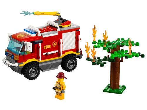 Recenzja: 4208 4x4 Fire Truck