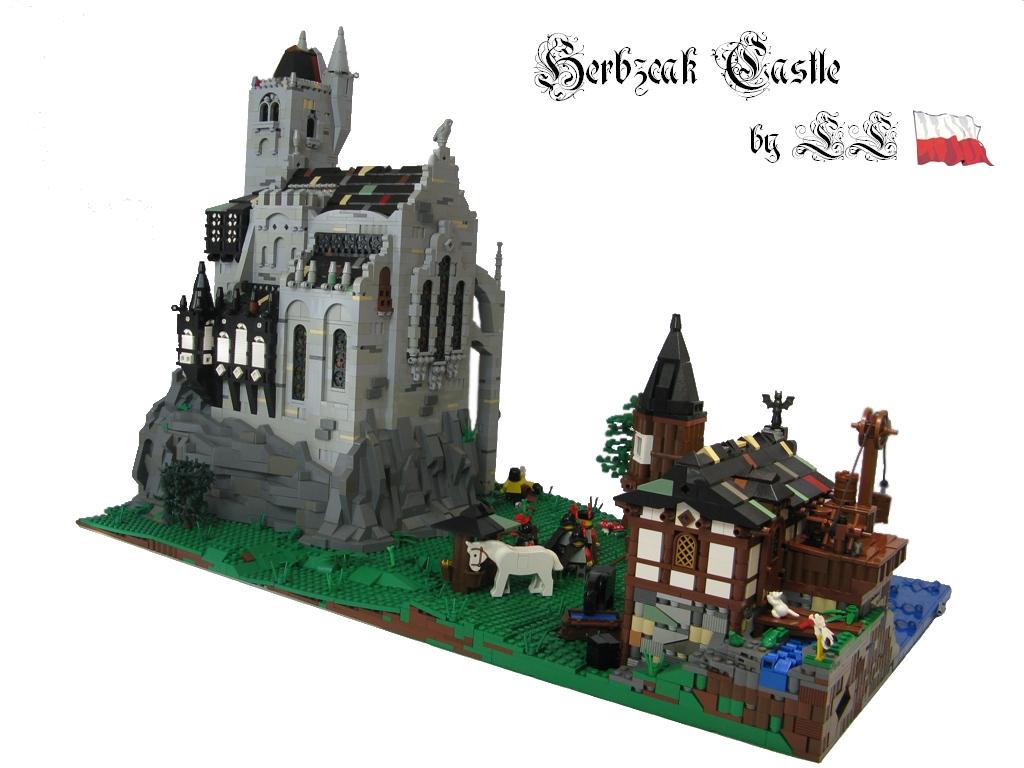 Herbzcak castle