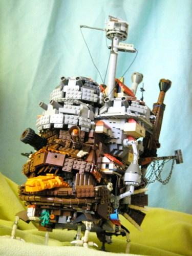LEGO Howl's Moving Castle