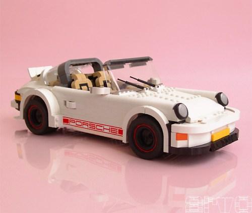 LEGO Porsche 911 Carrera by Arvo