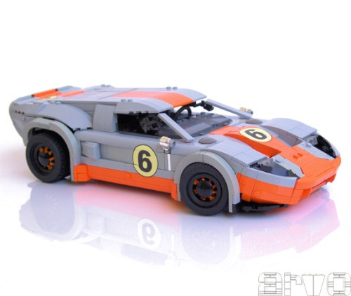 LEGO Ford GT Le Mans