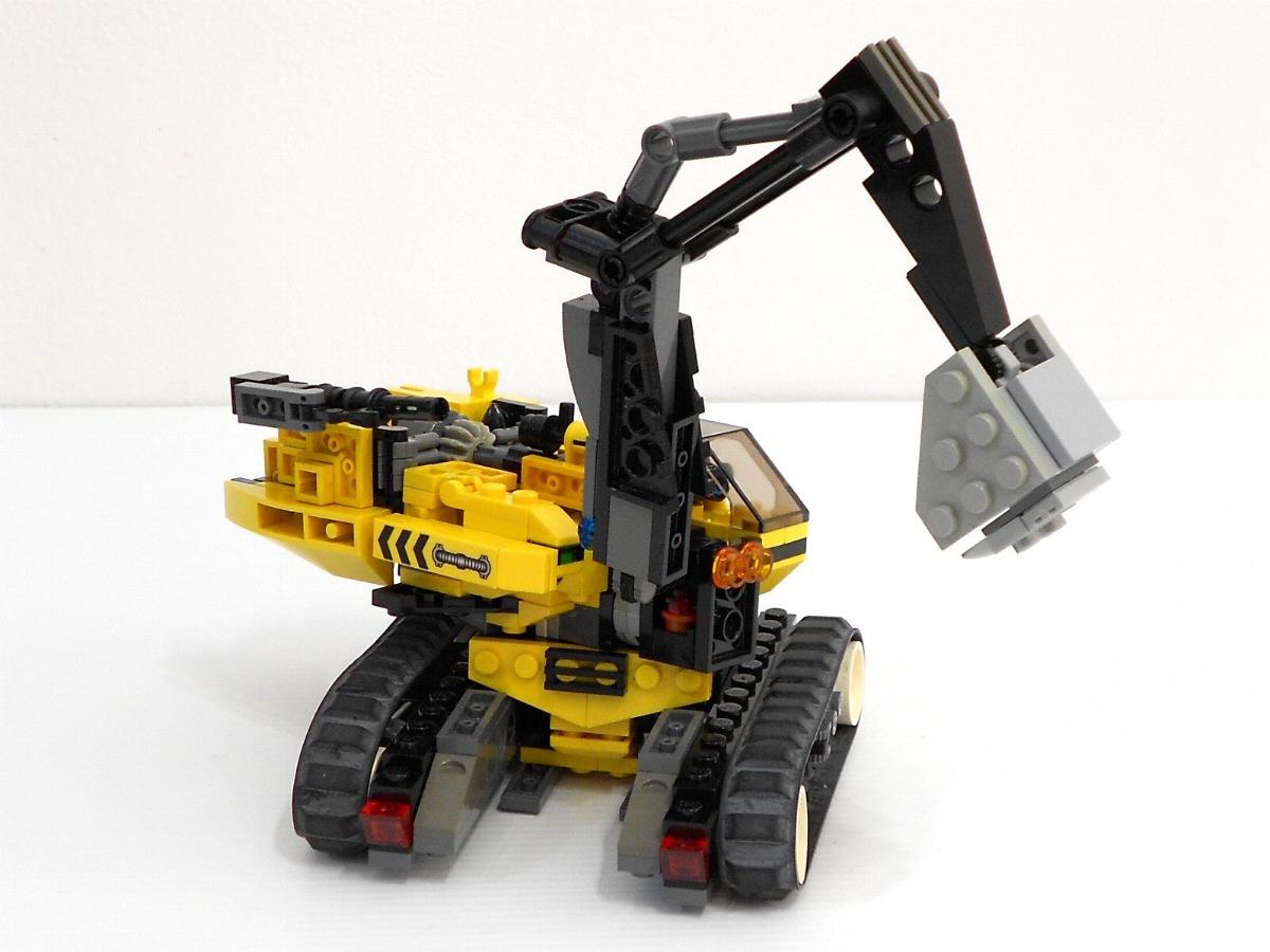 Kre O Transformers Devastator