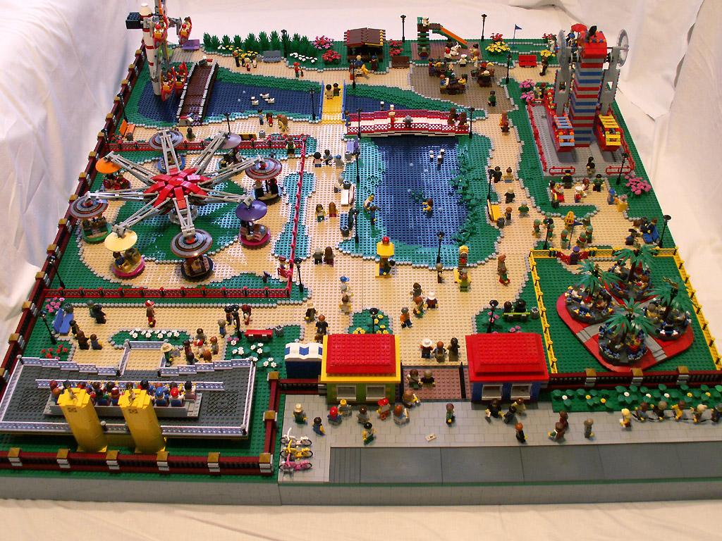 """Projekt """"Lunapark"""" by maciejer"""
