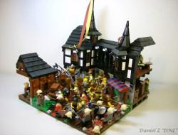 LEGO Village Defense