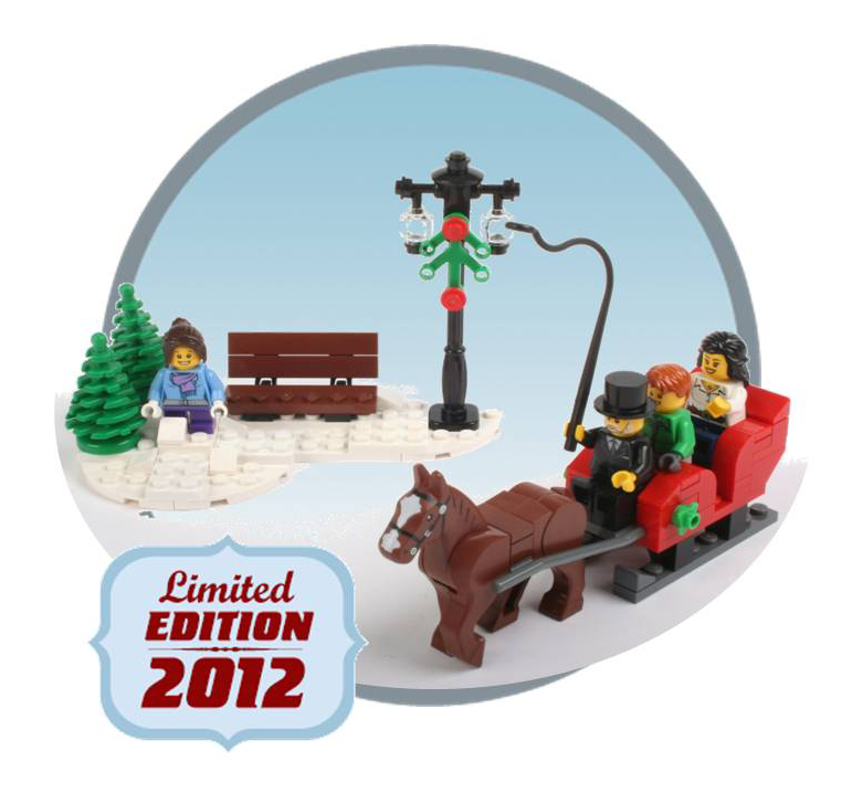 3300014 Limited Edition Holiday Set 2012