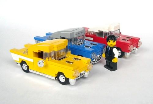 MiJasper LEGO Chevy