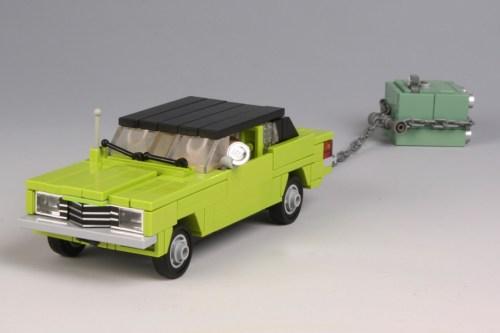 LEGO 1975 Ford Taunus