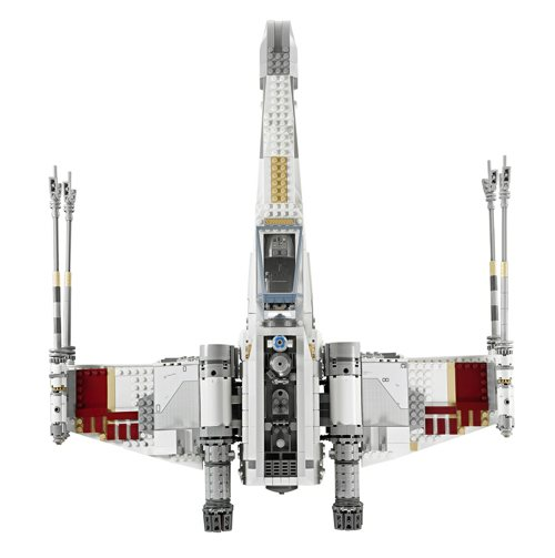 LEGO Star Wars 2013 10240 Red Five X-wing Starfighter UCS