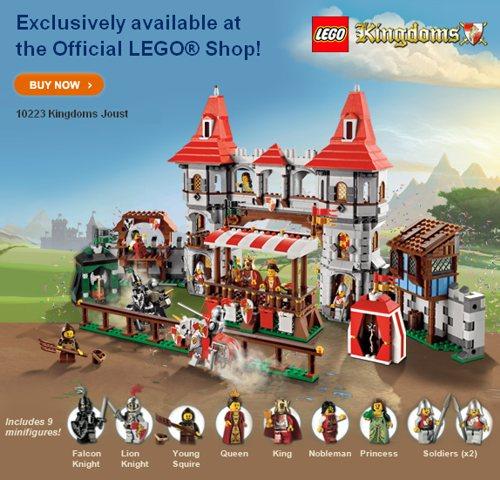 LEGO 10223 Kingdoms Joust