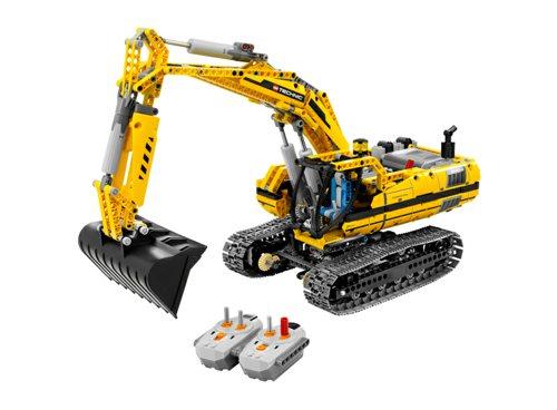 8043 Motorized Excavator