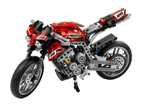8051 Motorbike