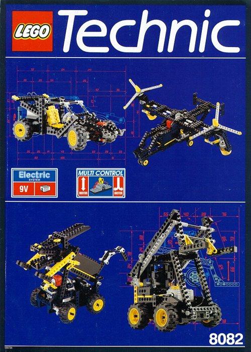8082 Multi Model Control Set