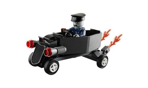 Recenzja: 30200 Zombie Chauffeur Coffin Car