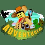 LEGO Adventurers Dino Island logo