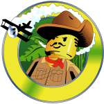 LEGO Adventurers Jungle logo