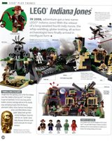Dorsling Kindersely The LEGO Book 2009 Indiana Jones