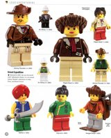 Dorsling Kindersely Standing Small: A Celebration of 30 Years of the LEGO Minifigure 2009 Adventurers